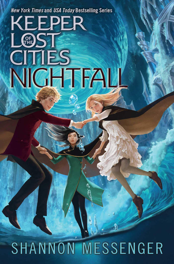 Keeper of the Lost Cities: Nightfall (Bk 6) - Shannon Messenger