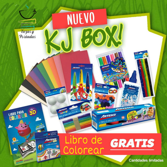 Kit de Manualidades - Artesco