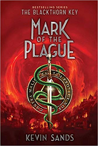 The Blackthorn Key - Mark of the Plague (BK2) - Kevin Sands
