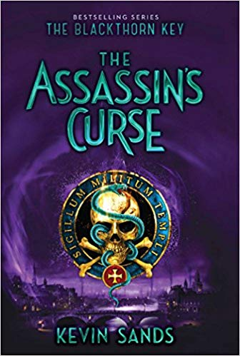 The Blackthorn Key - The Assasin's Curse (BK3) - Kevin Sands