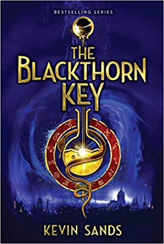 The Blackthorn Key (BK1) - Kevin Sands