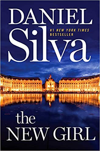 The New Girl - Signed Edition - Daniel Silva