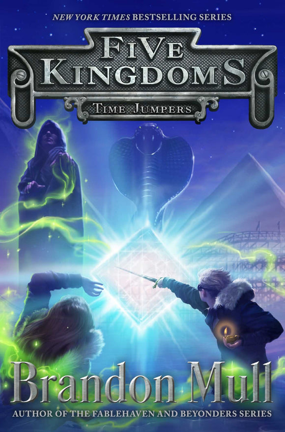 Time Jumpers - Five Kingdoms (BK5) - Brandon Mull