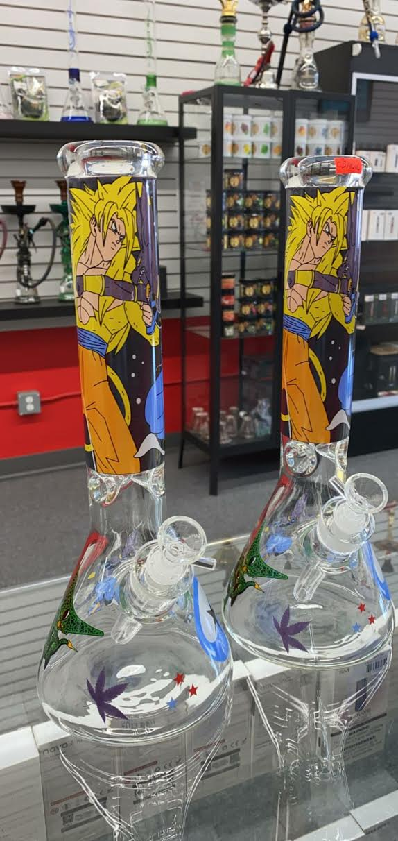 DRAGON BALL Z BONG