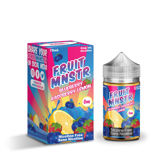 Blueberry Raspberry Lemon 75ml By Fruit Monster