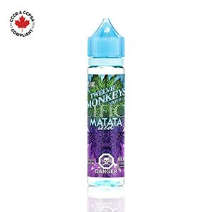Matata Iced 30ml By Twelve Monkeys
