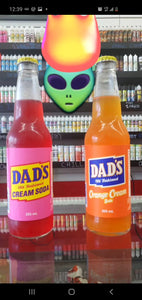 Dads Soda- Exotic Pop