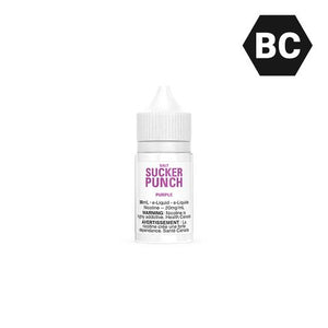 PURPLE BY SUCKER PUNCH SALT [BC)