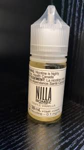 TRIPLE NILLA BY NILLA BOMBZ SALTS