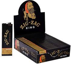 ZIG ZAG- KING ROLLING PAPERS