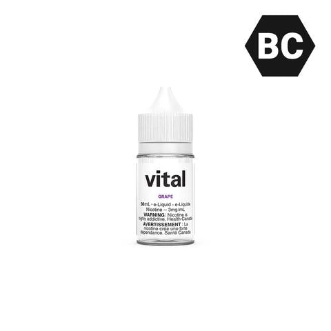 GRAPE BY VITAL (BC)