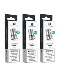 Q Ultra - Replacement Coils (Single & Packs)