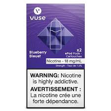 Blueberry -Vuse Epod