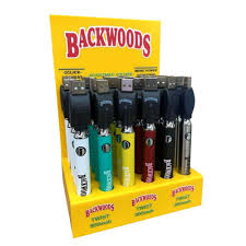 BACKWOODS 510 Thread Battery -900mah Battery