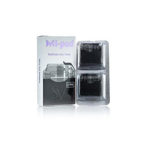 SMOKING VAPOR MI-POD REPLACEMENT POD (2 PACK)