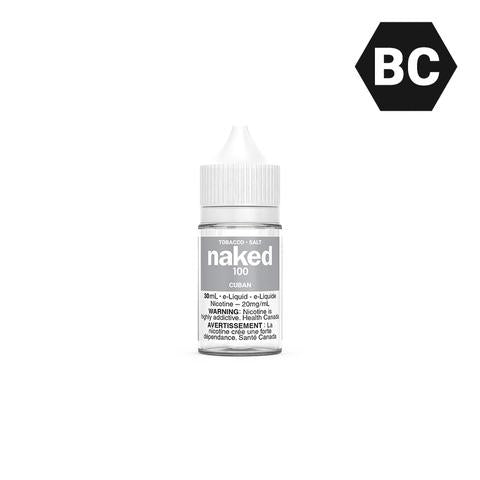 Cuban By Naked