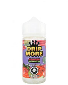 Strawberry Watermelon (100ml) By Drip More Candy