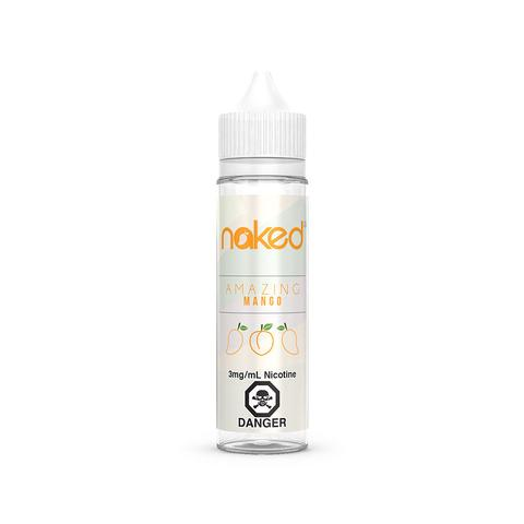 Amazing Mango 60ml By Naked100 ICE
