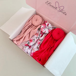 Sara Turban Gift Set- New Combo
