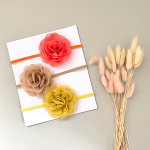 Poppy Headbands