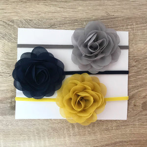 Poppy Headbands - Sweet Tots