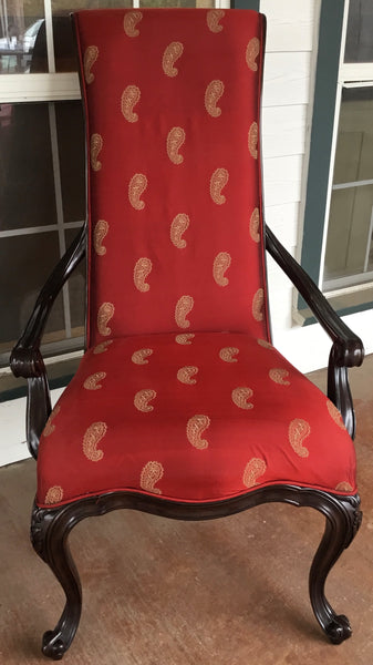 BEAUTIFUL THEODORE ALEXANDER ENTRY WAY CHAIR
