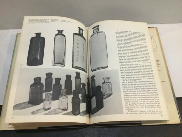 1974 THE BOOK OF BOTTLE COLLECTING BY DOREEN BECK