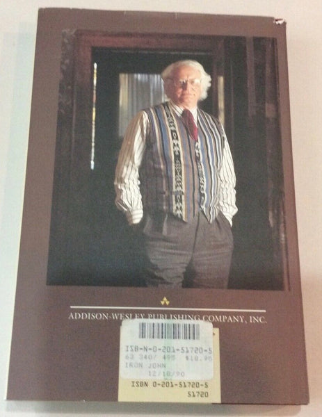 Iron John: A Book About Men, Robert Bly