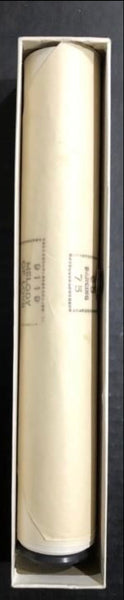 "Vintage QRS Player Piano Roll ""Melody of Love"" 9119 With Original Box"