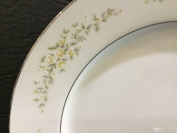 "CROWN VICTORIA CHINA CAROLYN 12"" ROUND SERVING PLATTER"