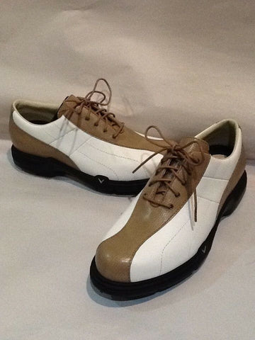 NEW CALLAWAY WOMENS GOLF SHOES SIZE 8 XWT