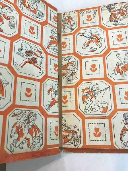 1934 A Tiny Book of Nursery Rhymes from Mother Goose