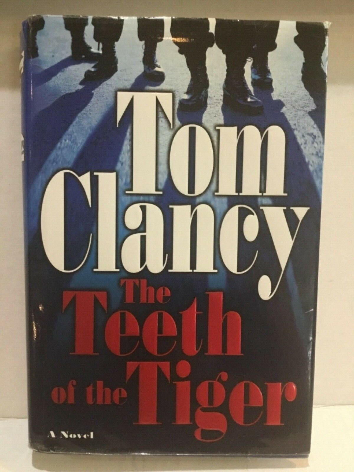 2003 The Teeth of the Tiger, Tom Clancy