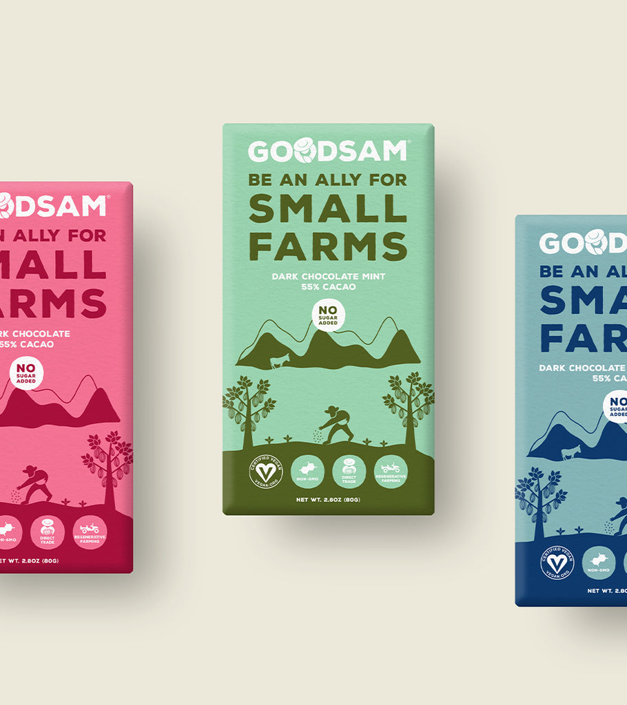 GoodSam Chocolate Bars