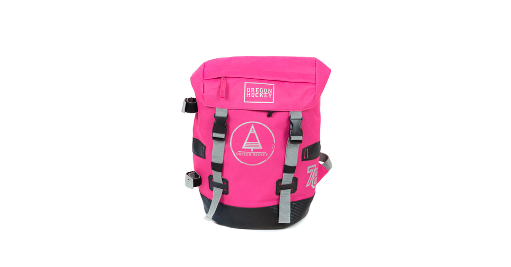 Backpack Junior Pink - Oregon Hockey