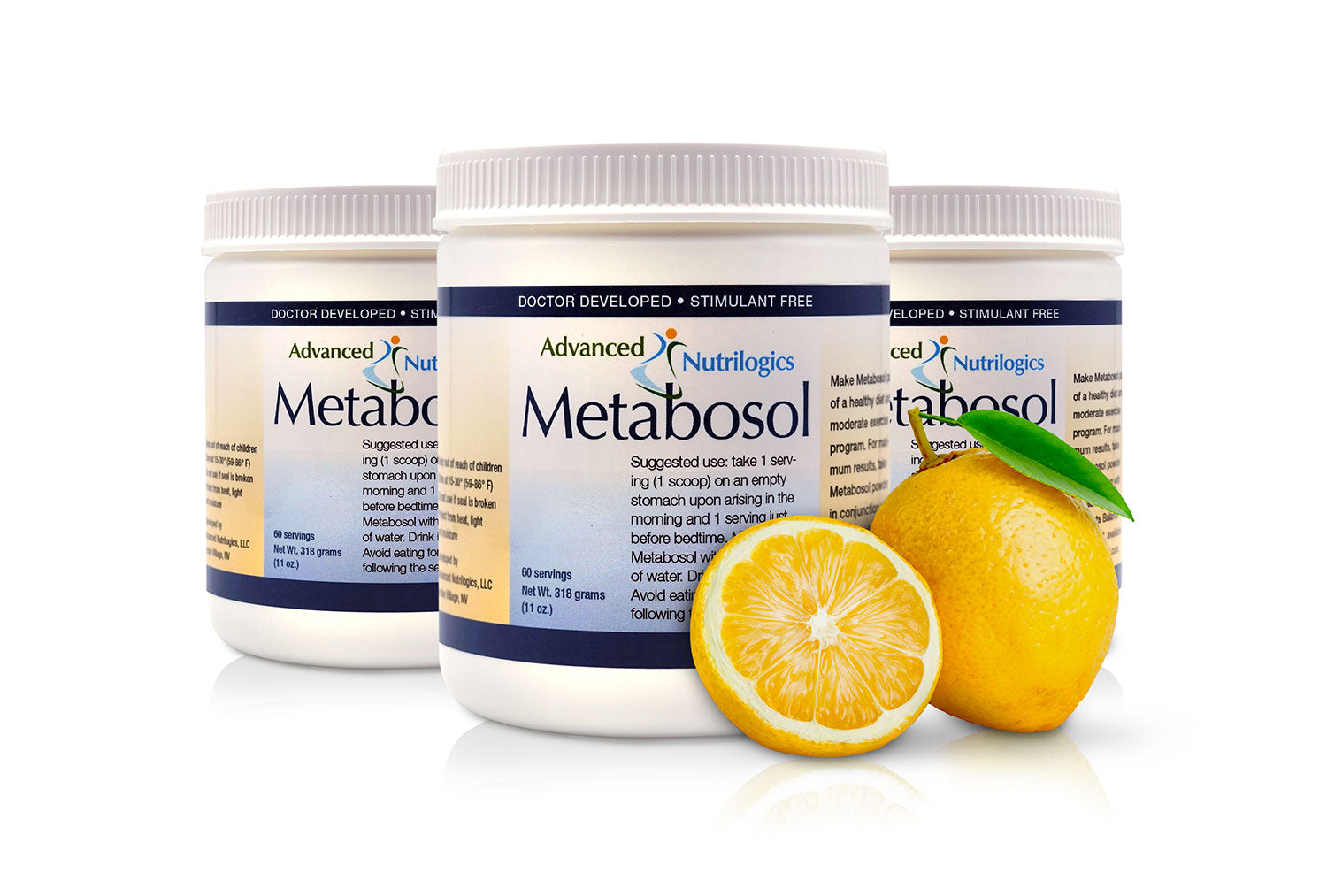 Metabosol 3-Month Supply