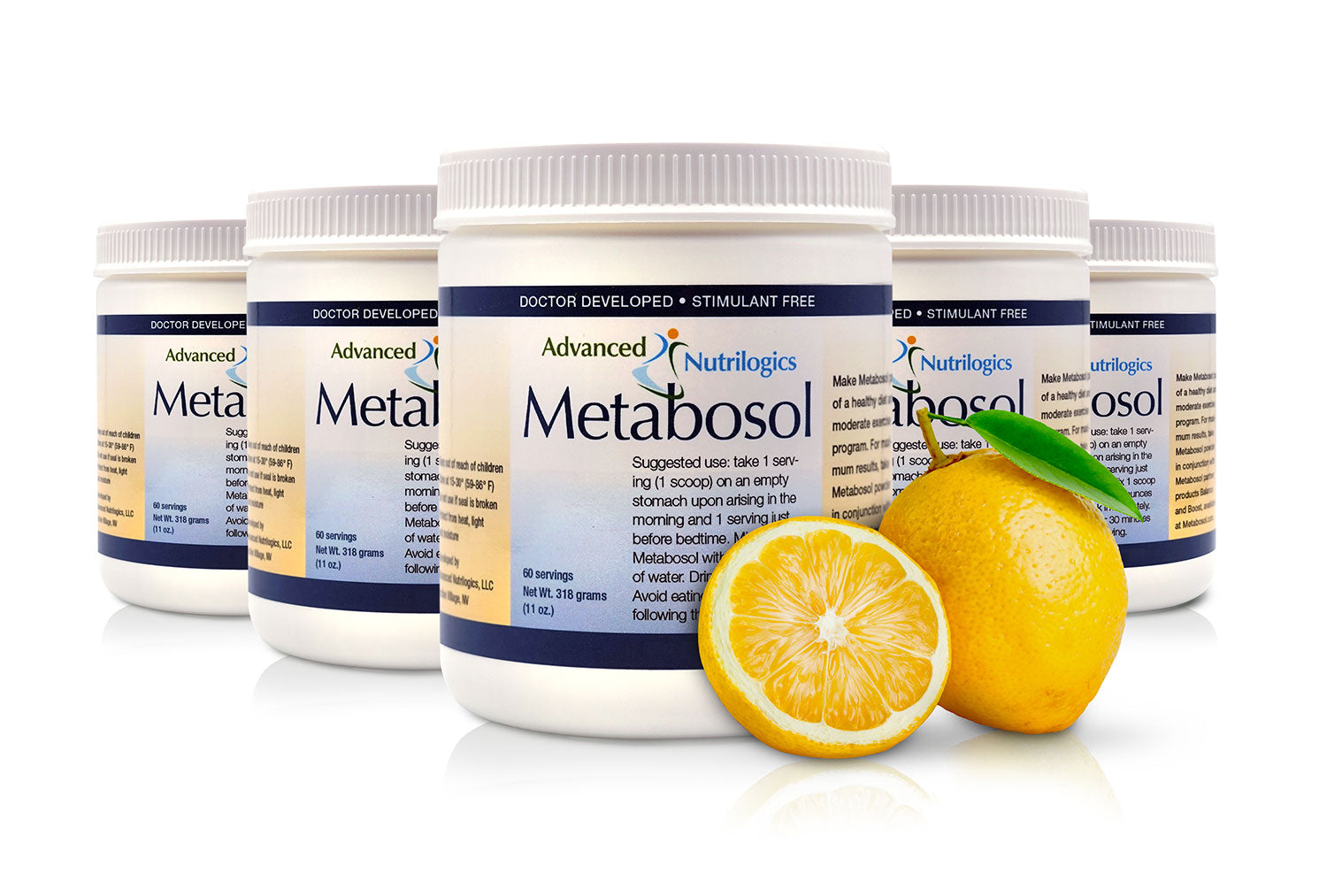 Metabosol 5-Month Supply