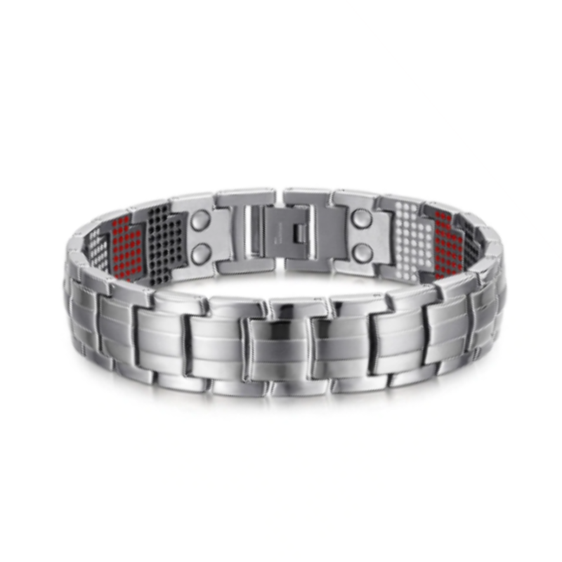 591 Pieces Therapeutic Magnets Titanium Bracelet - Kryzeus