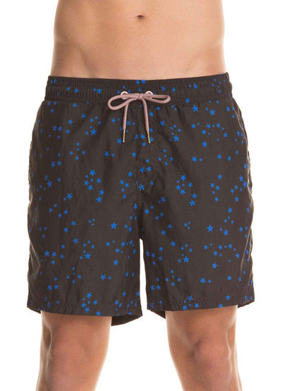 Maaji Starry Sky Sporty Shorts Swim Trunks - Maaji
