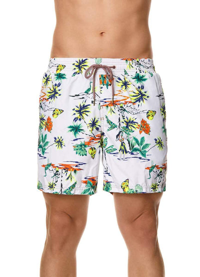 Maaji Ohana Song Men Trunks - Maaji