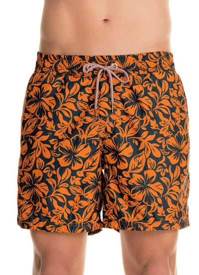 Maaji Welcome To Hawaii Sporty Shorts Swim Trunks - Maaji