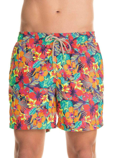 Maaji Hula Love Sporty Shorts Swim Trunks - Maaji