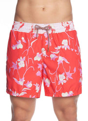 Maaji Red Sunset Men's Swim Trunks