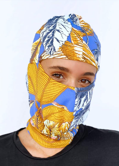 Maaji Courage And Confidence Protective Masked Turban - Maaji
