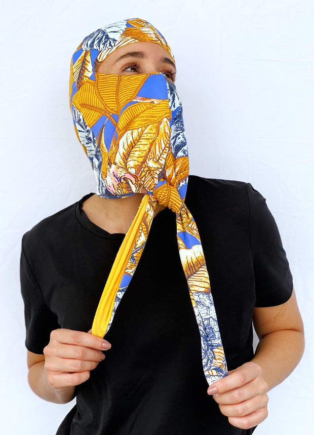 Maaji Courage And Confidence Protective Masked Turban