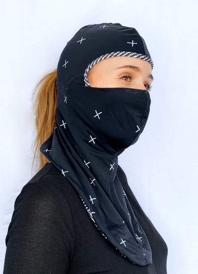 Maaji Be Confident Protective Balaclava Head Covering - Maaji