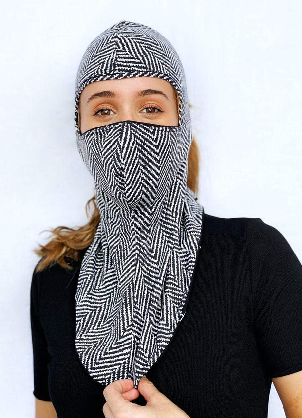 Maaji Be Confident Protective Balaclava Head Covering