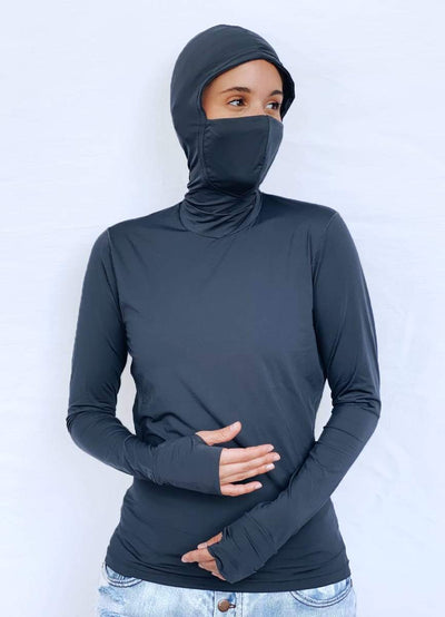 Maaji Wonderful World Protective Light Hoodie - Maaji