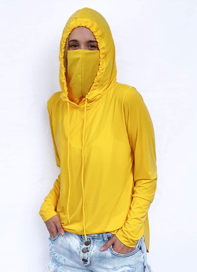 Maaji Talents To Inspire Protective Light Hoodie - Maaji