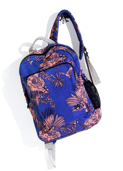 Maaji Blue Paradise Backpack